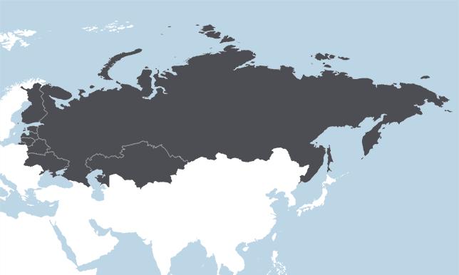 Ázerbájdžán, Rusko