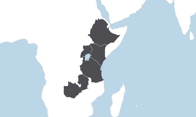 South Central Africa