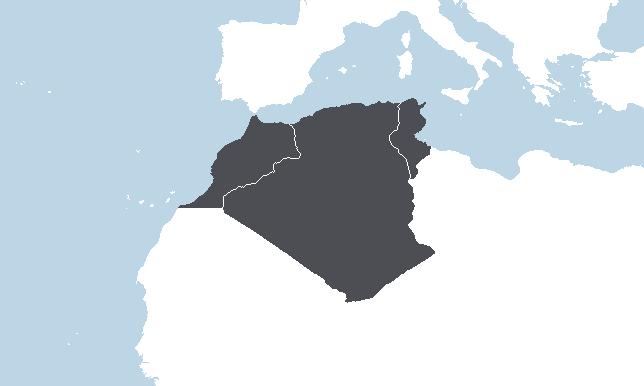 Luoteis-Afrikka