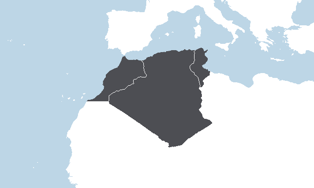 North Western Africa