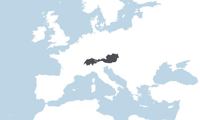 Austria, Suiza