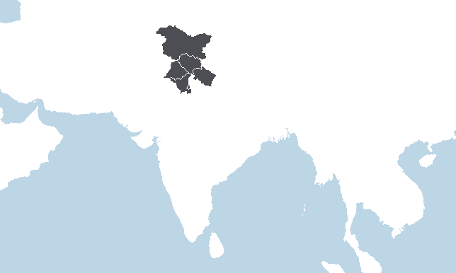 Inde Nord