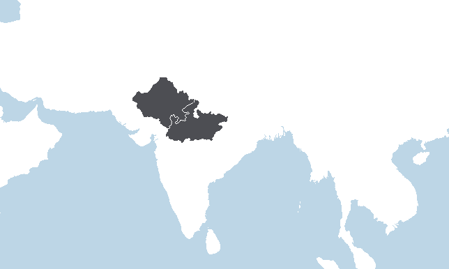 Central West India