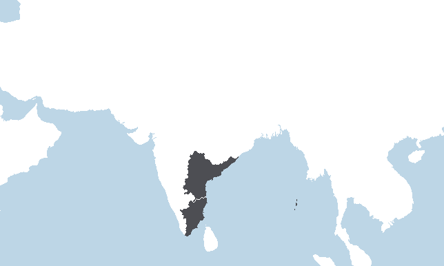 South East India