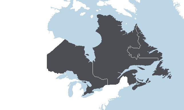 Itä-Kanada