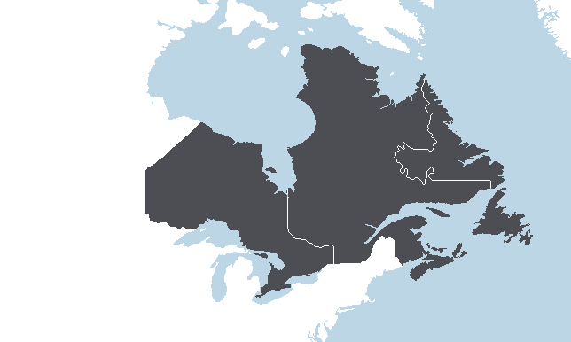 East Canada