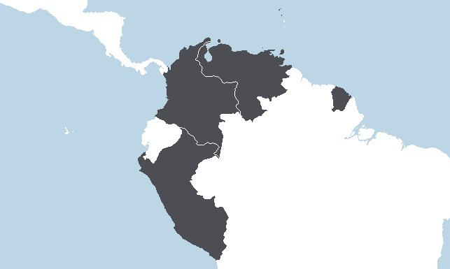 South Central America