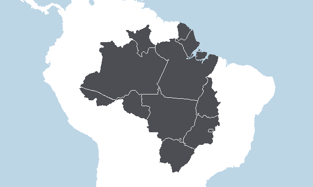 Brazil Centralwest-North