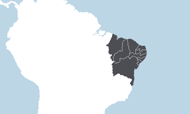 Brazil Northeast