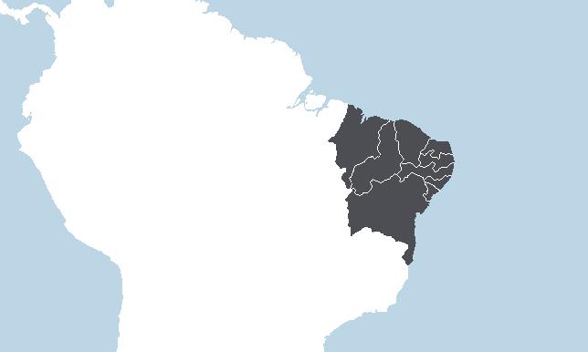 Šiaurės Rytų Brazilija