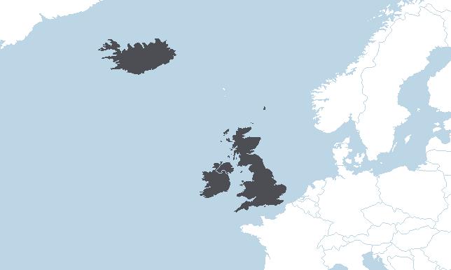 Luoteis-Eurooppa